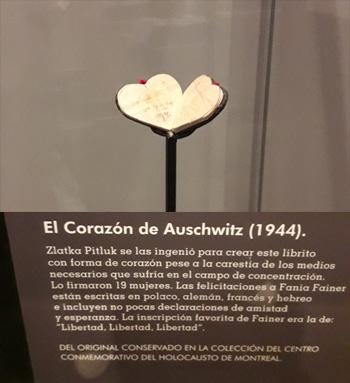 Corazón de Auschwitz